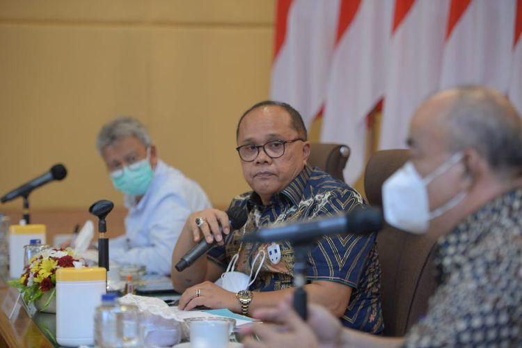 Junimart Tegaskan Anggaran Tahapan Pemilu Rp8 Triliun