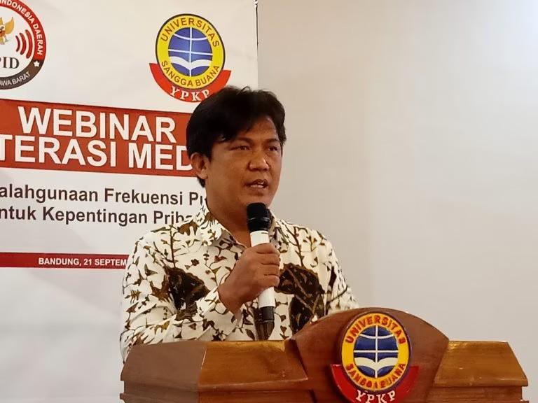 Rafael Situmorang Dorong KPI Lawan Kapitalisme Penyiaran