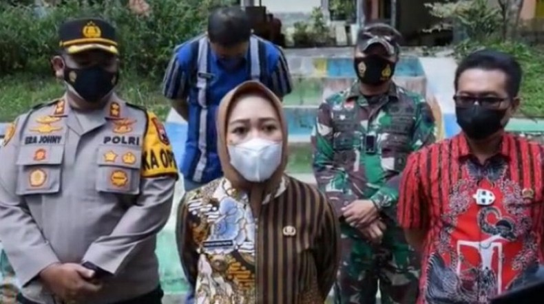 90 Siswa Positif COVID-19, Tiwi Hentikan Pelaksanaan PTM
