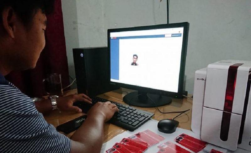 Instruksi DPP, PDI Perjuangan Banyumas Percepat KTAnisasi