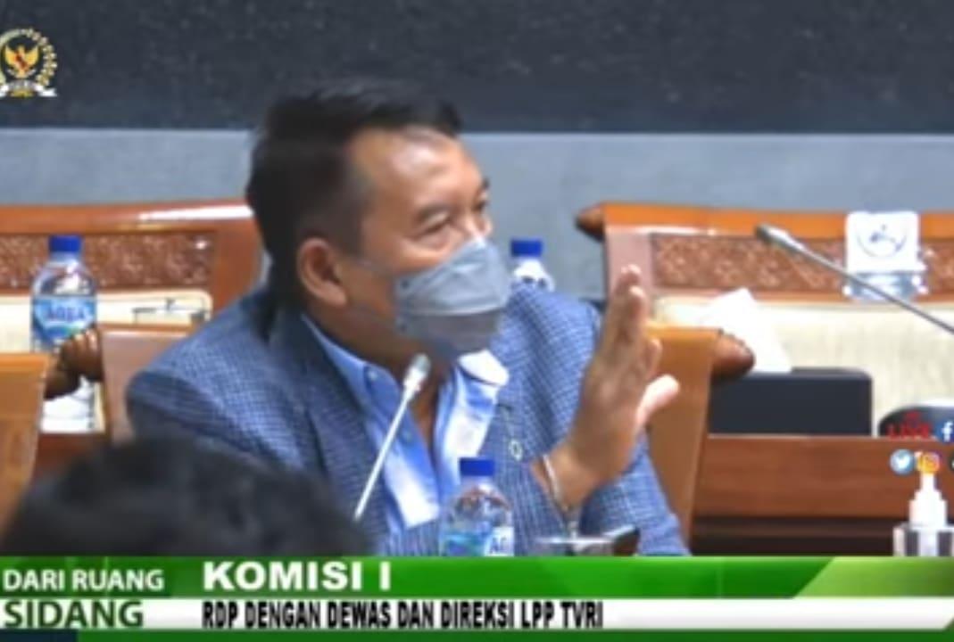 Sewa TV Swasta, Hasanuddin Pertanyakan Kebijakan Kemendikbud