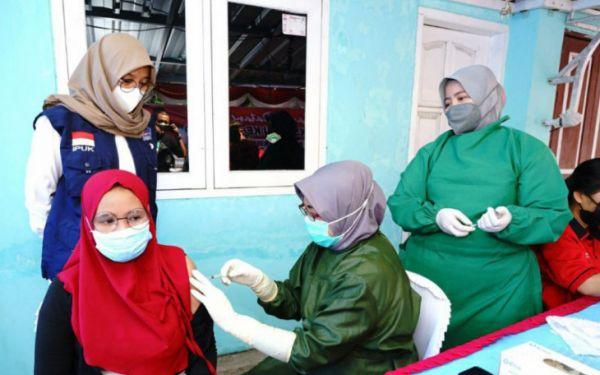 Ipuk Siap Kebut Vaksinasi ke Masyarakat