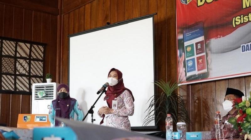 Perkuat Inovasi, Mbak Eisti Sosialisasi Capil Go Digital