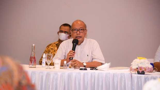 Ananta Apresiasi Kinerja ASDP Ubah Pelabuhan Merak