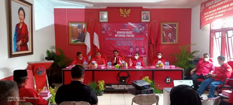 Banteng Bekasi Panaskan Mesin Partai Lewat Program Pengampu