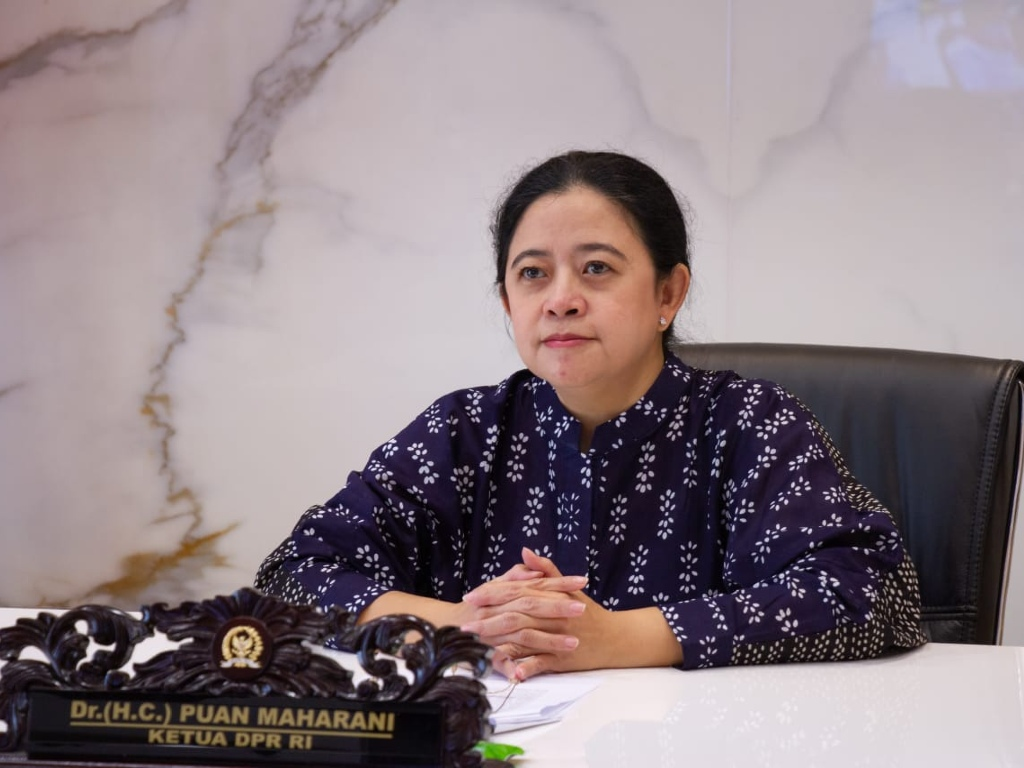 Puan Minta Usut Tuntas Karhutla di Sumatera Selatan