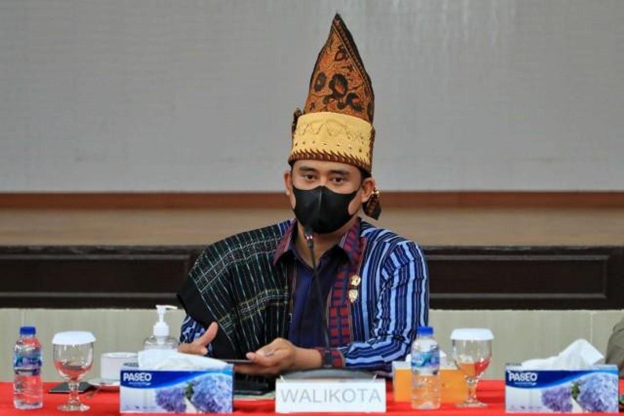 Bobby Optimistis PPKM di Kota Medan Bisa Turun Level