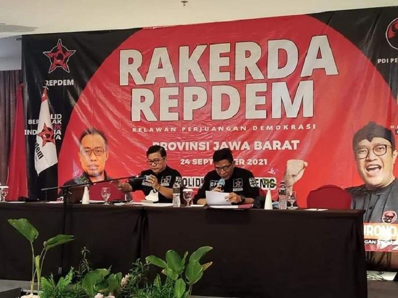 Soliditas Marhaenis Jadi Ruh Utama REPDEM Jabar