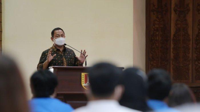 Hendi Siap Gaspol Bangkitkan Perekonomian Semarang