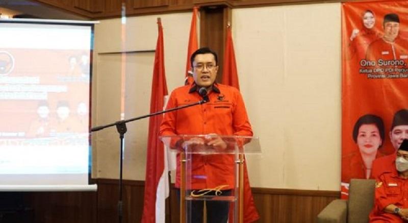 Banteng Indramayu Gelar Konsolidasi Jelang Pemilu 2024