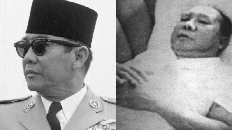 Cucu Bung Karno Sebut Kakeknya Dibunuh di Wisma Yasoo