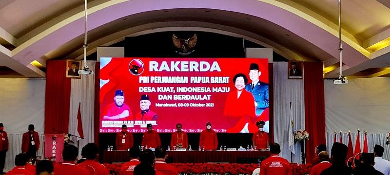 Megawati Instruksikan Kantor Partai Hidupkan Seni dan Budaya