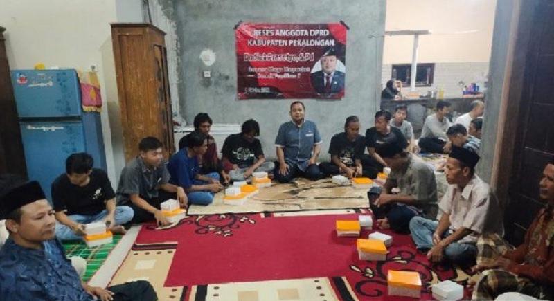 Reses, Dodi Prasetyo Kongkow Dengan Anak Muda & Ini Pesannya