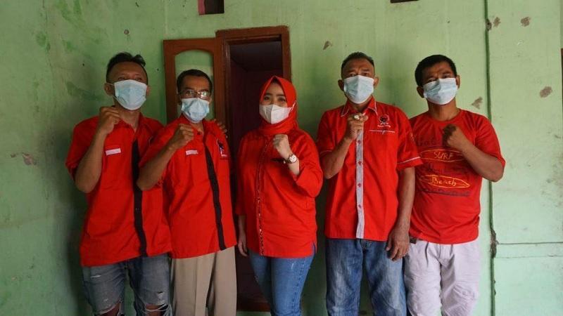 Pengampu Srikandi Banteng Hilda Novita Sary Siap Untuk 2024