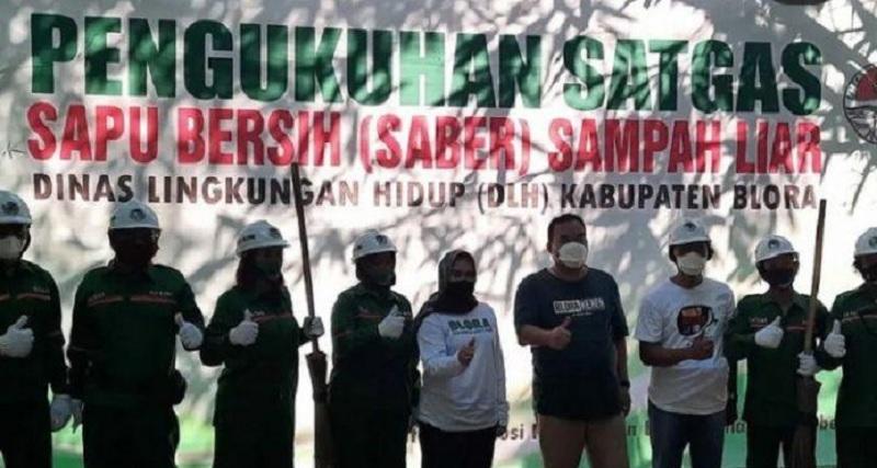 Wabup Tri Yuli: Satgas Sapu Bersih Sampah Liar, Ujung Tombak