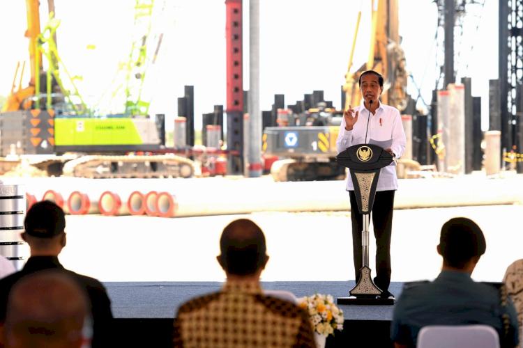 Presiden: Pembangunan Smelter Akan Serap Banyak Tenaga Kerja