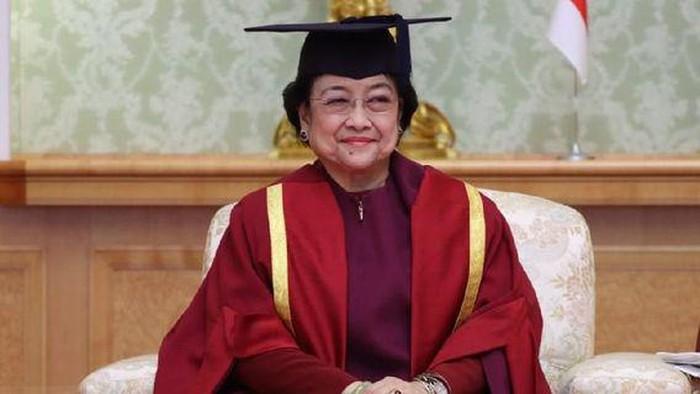 Presiden Siap Lantik Megawati Jadi Ketua Dewan Pengarah BRIN
