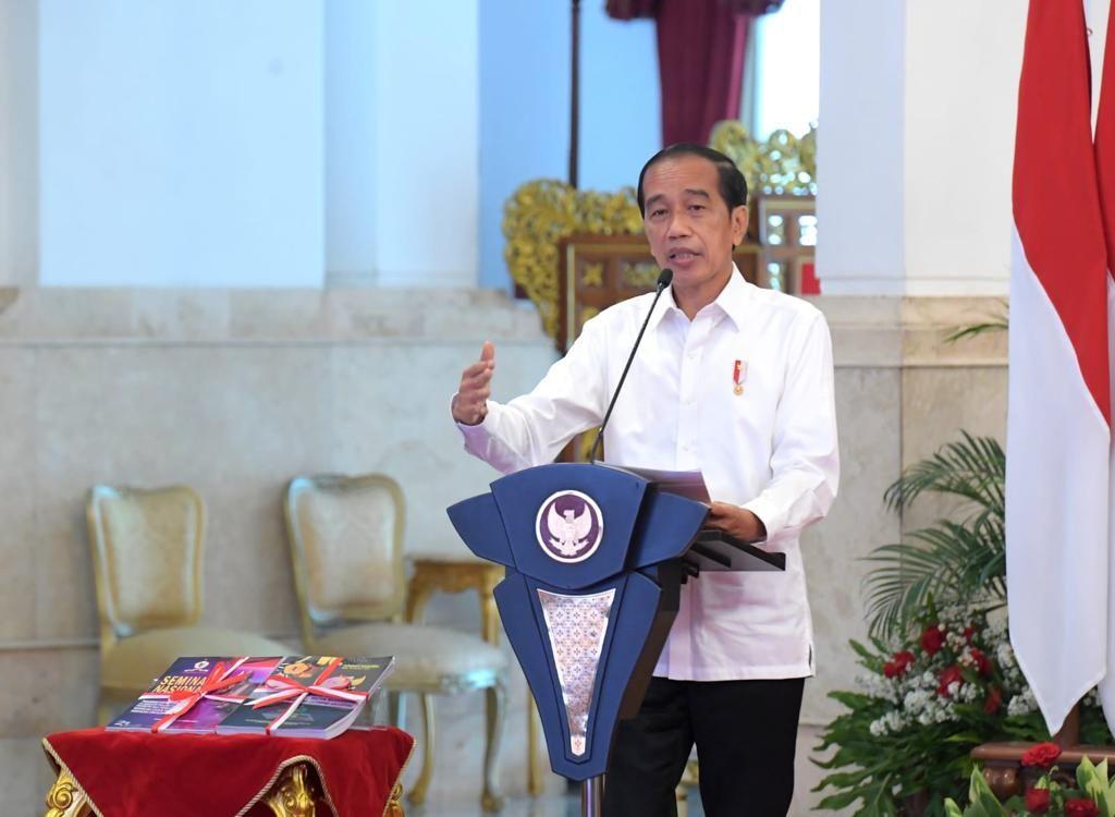 Presiden Ingatkan Arif Dalam Kembangkan Teknologi