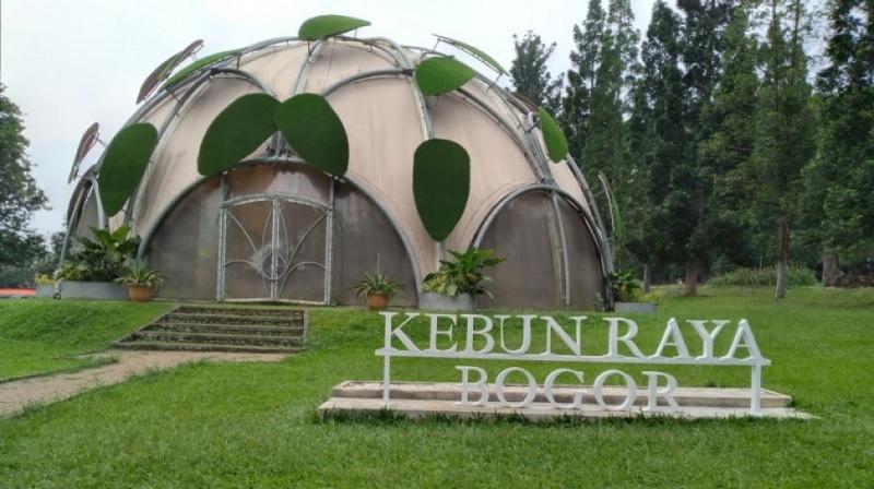 Dibalik Revitalisasi Kebun Raya