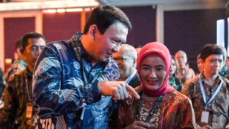 Ahok Sebut Nicke Widyawati Perempuan Pemimpin, Ibu Perseroan