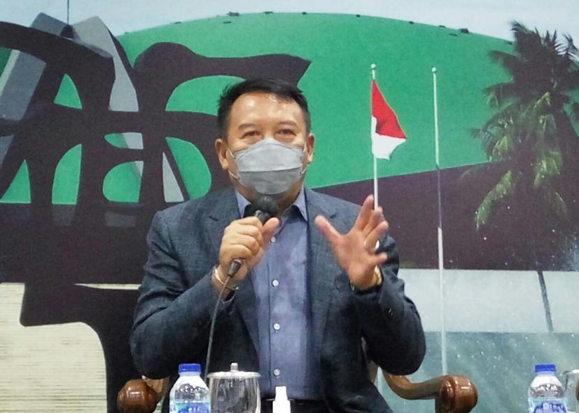 Hasanuddin Kritisi Pernyataan Gubernur Lemhanas