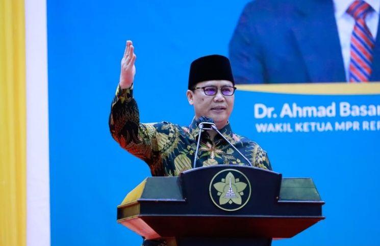 MPR Serukan Politik Persatuan Hadapi Ideologi Transnasional