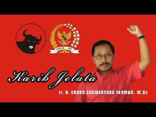 Endro S Yahman Ditugaskan Pimpin Dpc Kabupaten Pesawaran