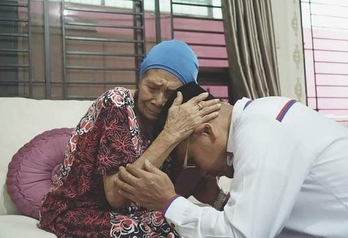 Doa Ibu Istri Bekal Anton Saragih Dalam Perjuangan