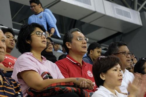 Putra Nababan Bangga dan Dukung Penuh Asian Para Games 2018